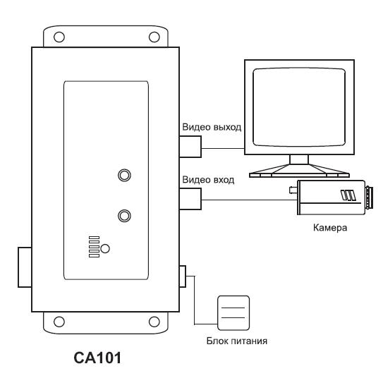 Ca 101 схема